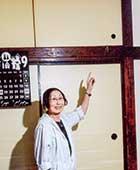 手塚治虫氏が住んでいた並木ハウス。水野さんが指しているのは自身の投稿原稿が入っていた天袋(2017年9月撮影)