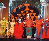 2006年ニューイヤーイヴ、メトロポリタン歌劇場『魔笛』にて夜の女王役