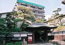 湯田温泉の温泉旅館