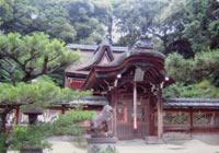水度神社本堂