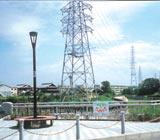 春木川の景観
