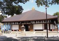 日本最初の庚甲尊出現の地の庚甲堂