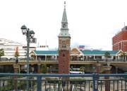 JR倉敷駅北口の時計台