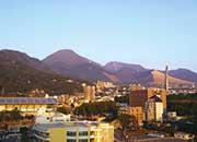 別府市の風景