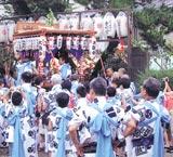 塚本神社夏祭り
