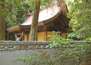 かぐや姫縁の讃岐神社
