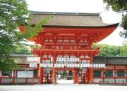 世界遺産の下鴨神社