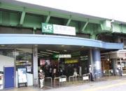 JR亀有駅