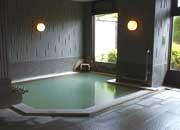 マンション内 温泉浴場