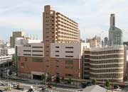 マンション最上階から撮影した浜松市内