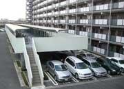 増設(新設)した駐輪場