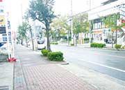 植田駅周辺