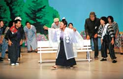 第5回 メ・ジャーモ・ゲバラ舞台風景 韮山時代劇場にて