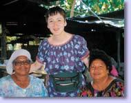父の軌跡をたどって 訪れたニューギニアにて