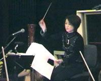 パリ・オペラ座管弦楽団とのレコーディングにて