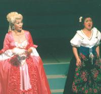 平成16年2月25日東京芸術劇場にて ナレーションオペラ「フィガロの結婚」
