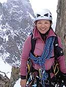 ヨーロッパでの登攀(とはん)トレーニング