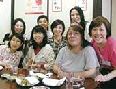 岩手県でのイベントとカムイノミ(神の祈り)での記念写真