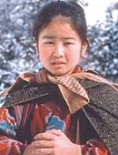 連続テレビ小説『おしん』1983〜1984年放送 写真提供 NHK