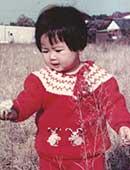 2歳のころ