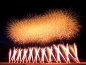 2014年の江戸川区花火大会