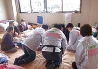 東日本大震災。宮城県・気仙沼で受診支援