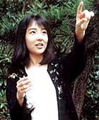 21歳のころ、『レ・ミゼラブル』合格のすぐ後。知人がプロモーションビデオを撮ってくれた際のショット
