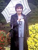 里中 満智子さん