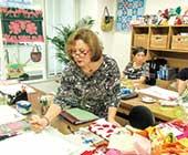 キルト教室