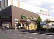 船橋日大前駅前の商業施設