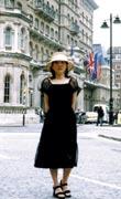 1998年 ロンドンにて