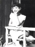 小学6年生。 横須賀のおばあちゃんの家で
