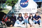 大学院のとき休学して アメリカ・メリーランド州立大学留学中 (提供 宇宙航空研究開発機構(JAXA))
