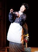 デビュー45周年記念公演 「好きになった人」 中日劇場にて