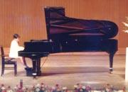 昭和46年6月13日 金原美津子門下生ピアノ発表会