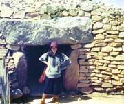 フランスのケルト文化圏 ブルターニュの遺跡