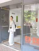 2007年5月  エクスプリム第1回展示会場 gallery5610にて