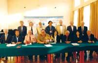 2007年 第13回チャイコフスキー国際コンクールでほかの審査員たちと