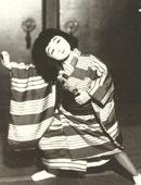 6歳の春、鳶奴を踊る(昭和13年)