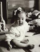 幼少期 1歳