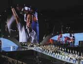 2011年スペシャルオリンピックス夏季世界大会・アテネ 開会式