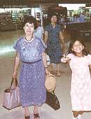 小学校3年生のころ。祖母と