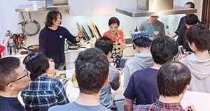 スパイスを使った料理教室