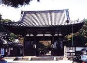 紫式部ゆかりの石山寺