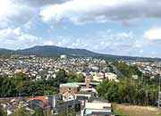 屋上からの景色