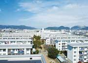 京口団地(兵庫県姫路市)