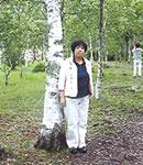 笹原 正子さん 67才