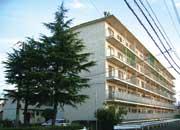 王子住宅1号棟(兵庫県明石市)