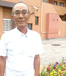 浜田 啓市さん 76才
