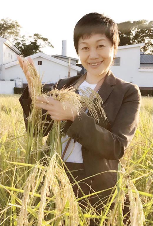 日本酒と食のジャーナリスト 山本 洋子さん